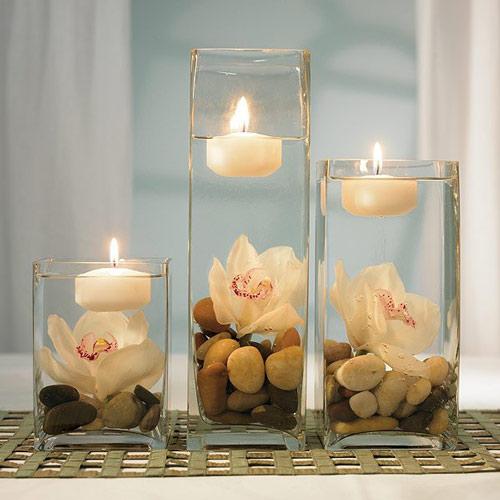 01 59e6 Trang trí nhà đẹp và tràn đầy sức sống với các chậu hoa tươi