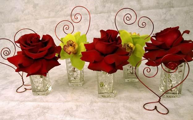53 7ab7 Trang trí nhà đẹp và tràn đầy sức sống với các chậu hoa tươi
